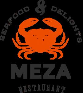 Meza Seafood logo